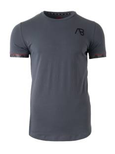 AB Lifestyle Shirt AB Lifestyle FLAG TEE Print T-Shirt grey