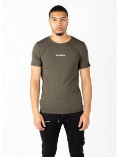 Quotrell Shirt Quotrell WING T-SHIRT 2.0 TH00013 Print T-Shirt 1103 army green