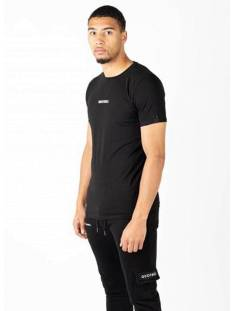 Quotrell WING T-SHIRT 2.0 TH00013 Zwart