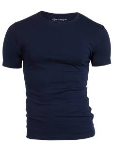 Garage Shirt Garage 0201 ONECK BF.ELAST Basic T-Shirt navy