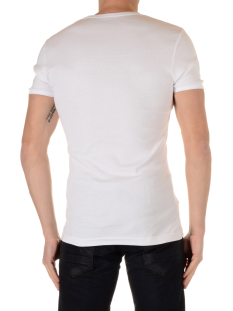 Garage 0304 DEEP V-NECK Wit