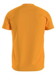 Tommy Jeans DM0DM10099 CHEST LOGO Oranje