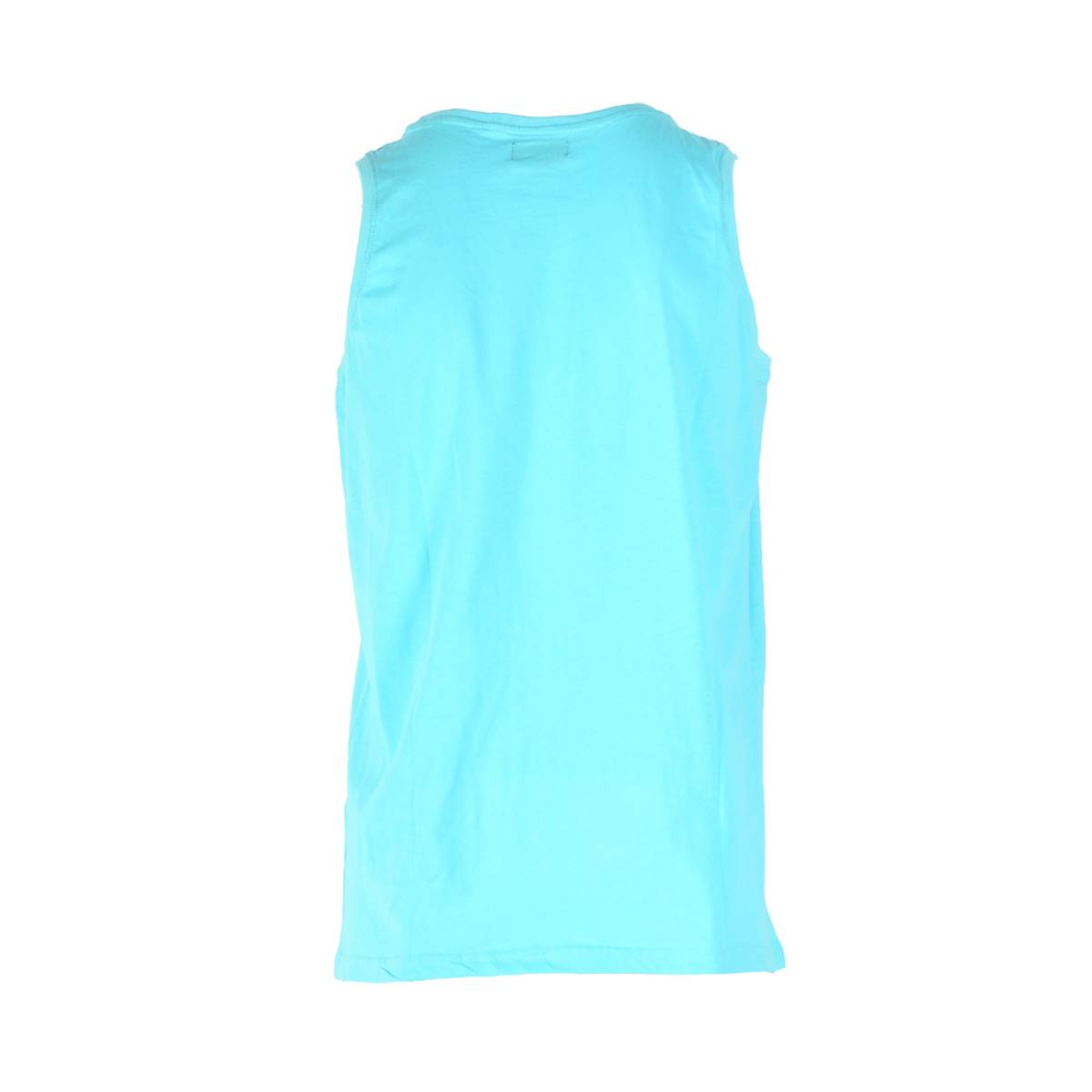 East Street 6 RE-MS-191 SINGLET MOTOR Blauw