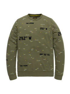 PME Legend Shirt PME Legend PLS206513 Longsleeves 6447