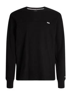 Tommy Jeans DM0DM10278 SEAM DETAIL Longsleeves bds black