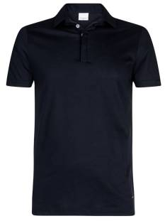 Pure White Shirt Pure White 18010166 CLASSIC POLO Poloshirt 07 navy