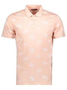 Jack & Jones Premium Shirt Jack & Jones Premium JPRSAIM BLA. SS POLO Poloshirt evening sand 12157466