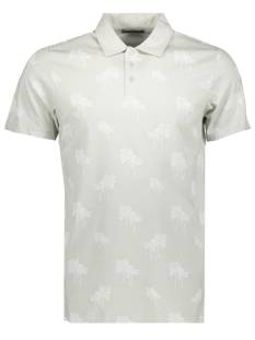 Jack & Jones Premium Shirt Jack & Jones Premium JPRSAIM BLA. SS POLO Poloshirt metal fit 12157466