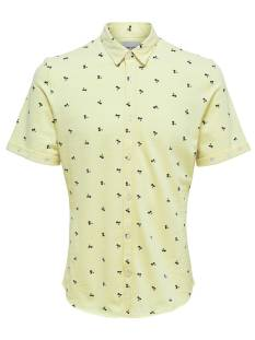 Only & Sons Shirt Only & Sons ONSCUTON SS KNITTED PIQUE Poloshirt mellow yellow 22013293