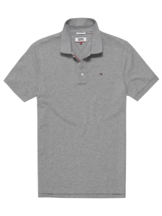 Tommy Hilfiger Shirt Tommy Hilfiger DM0DM04266 BASIC PIQUE POLO Poloshirt 038 lt grey htr