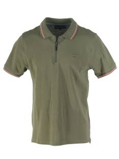 Refusion Shirt Refusion KELSEY-006 POLO Poloshirt army