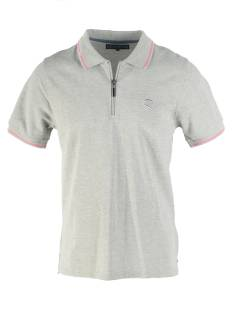 Refusion Shirt Refusion KELSEY-006 POLO Poloshirt grey