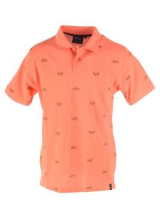 Refusion Shirt Refusion 1450 POLO Poloshirt coral