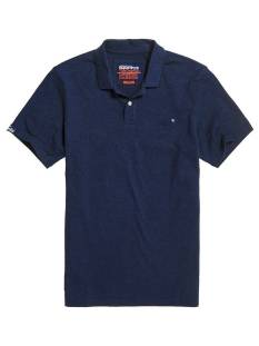 Superdry Shirt Superdry M1110002A ORANGE LABEL JERSEY Poloshirt v6t midnight blue feeder