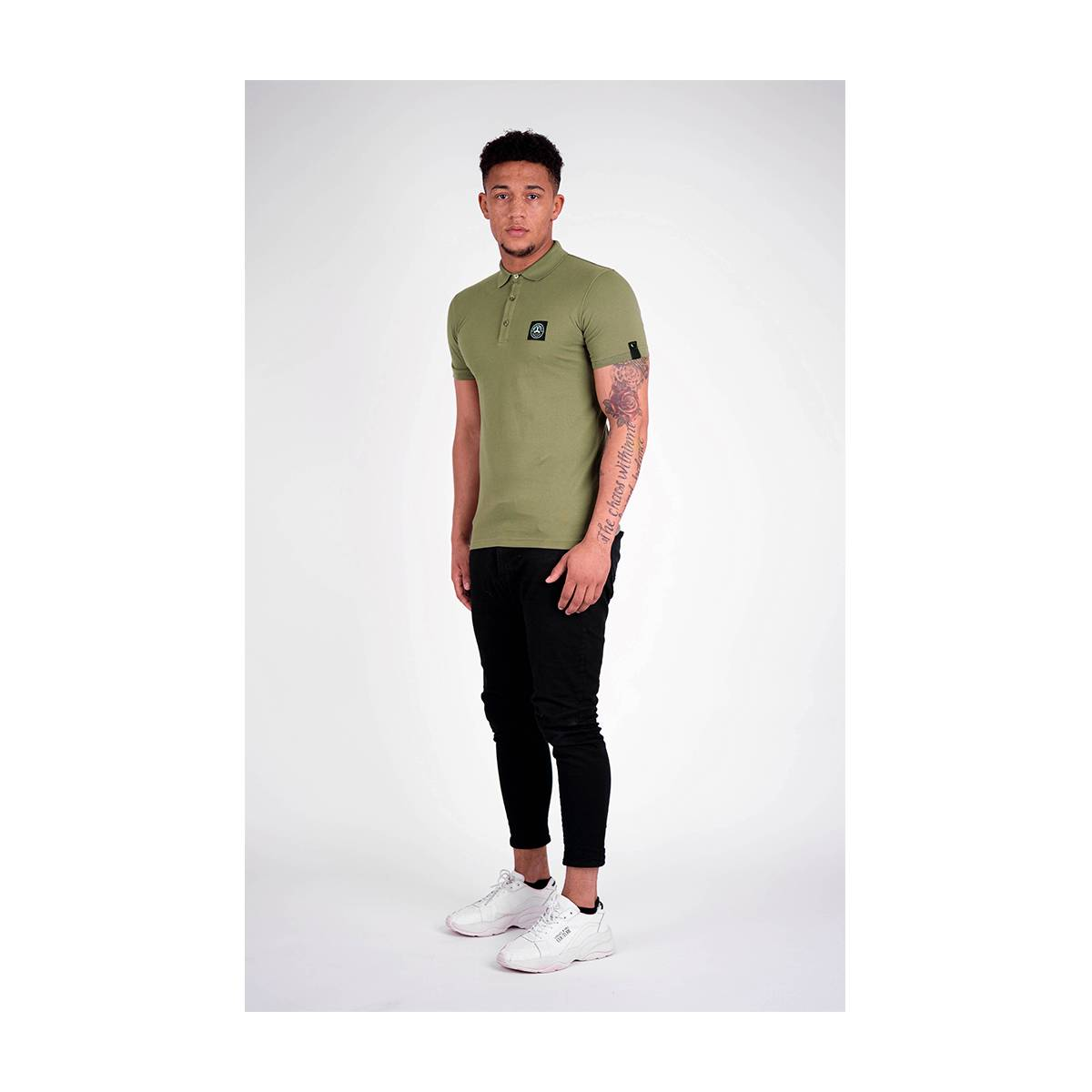 Quotrell QUOTRELL SQUADRON POLO Groen