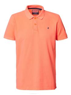Petrol Shirt Petrol M-2000-POL933 Poloshirt 2000 shocking orange
