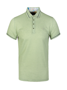 Gabbiano Shirt Gabbiano 23161 Poloshirt meadow green
