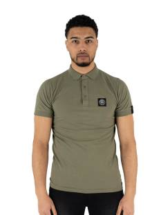 Quotrell Shirt Quotrell SQUADRON POLO PO00003 Poloshirt 300 green