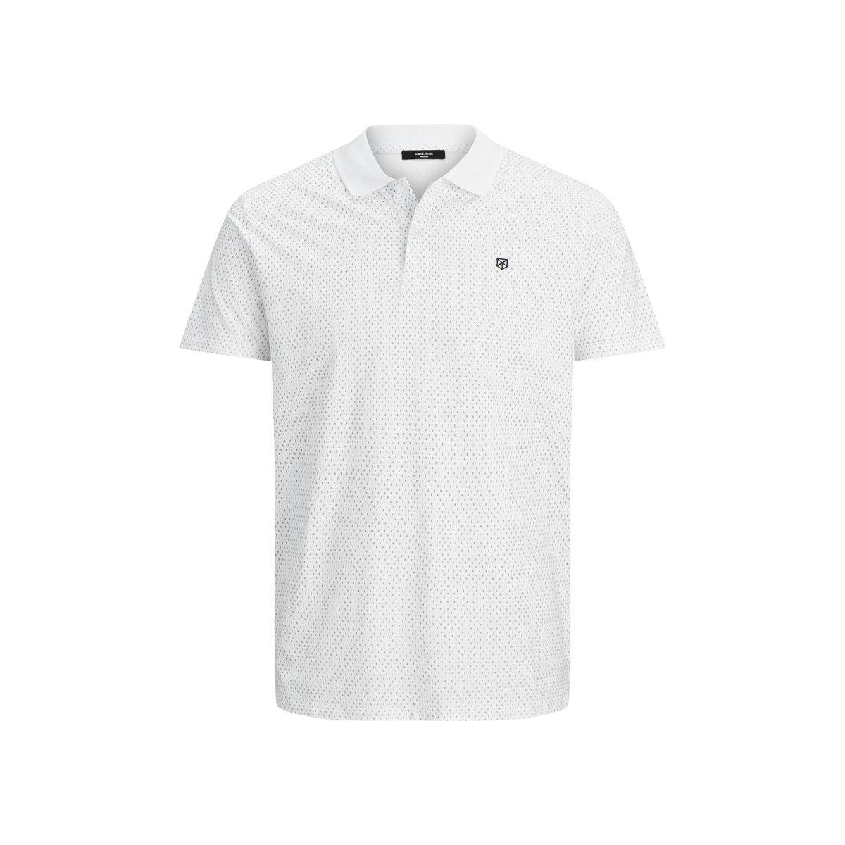 Jack & Jones Premium JPRBLASUMMER SS POLO Wit