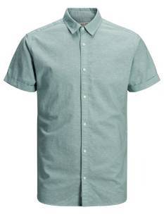 Jack & Jones Premium JPRSUMMER COLOR SHIRT SS Blouse   arctic 12136296