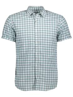 Jack & Jones Premium JPRSUMMER CHECK SHIRT SS Blouse   arctic checks 12140871