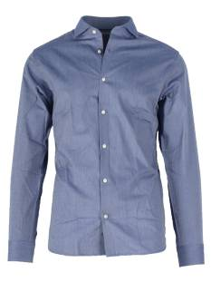 Jack & Jones Premium Overhemd Jack & Jones Premium JPRBRISTOL SHIRT LS PLAIN Blouse   navy blazer 12136173