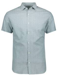 Jack & Jones Premium Overhemd Jack & Jones Premium JPRSUMMER BLACKBURN SHIRT SS Blouse   12152774 arctic