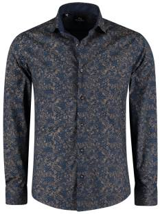 Di Nero 10164/9 ALL OVER Blouse   navy