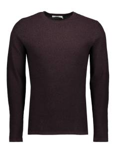 Jack & Jones Premium  Jack & Jones Premium JPRSTORY KNIT CREW NECK Trui fudge 12125929