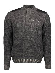 No-Excess 82230909 PULLOVER Trui 020 black