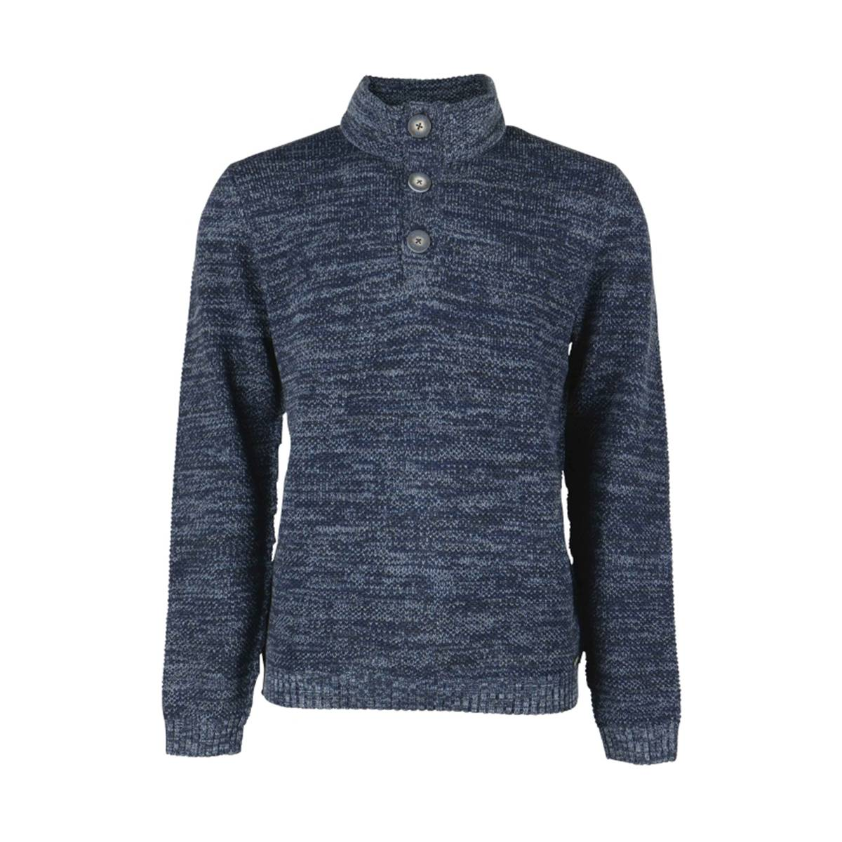 No-Excess 82230910 PULLOVER Blauw