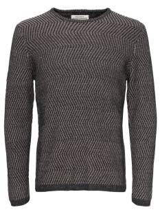 Only & Sons  Only & Sons ONSJOHN CREW NECK KNIT Trui dark navy/griffen