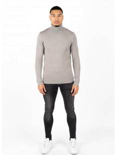 Quotrell  Quotrell OSLO TURTLEKNIT KW00001 Trui 1000 grey