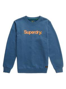 Superdry  Superdry M2010419A CL CANVAS CREW Sweater 3kq heritage