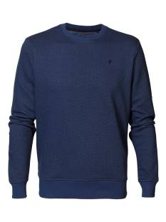 Petrol M-3000-SWR333 Sweater 5082 petrol blue