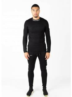 Quotrell  Quotrell LONDON SWEATER SW00004 Sweater black 900