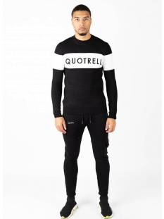 Quotrell  Quotrell MANCHESTER SWEATER SW00003 Sweater 900 black