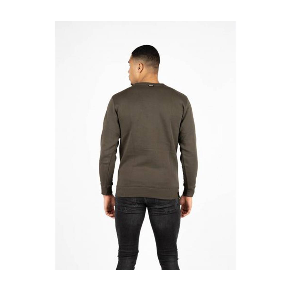 Quotrell MARSHALL SWEATER SW00002 Groen