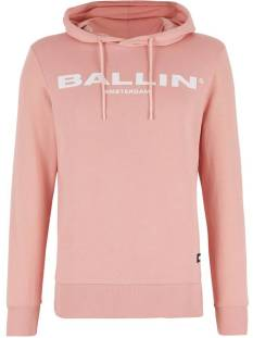 BALLIN Amsterdam  BALLIN Amsterdam 17040302 BALLIN Hoodies 20 old pink