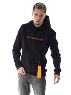 Black Bananas TAG HOODY Hoodies orange