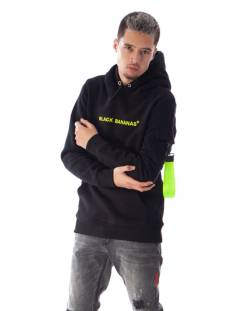 Black Bananas TAG HOODY Hoodies yellow