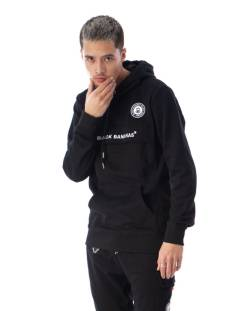 Black Bananas  Black Bananas ANORAK STYLE HOODY Hoodies black