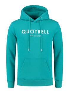Quotrell  Quotrell BASIC HOODIE HS00002 Hoodies 1105 mint