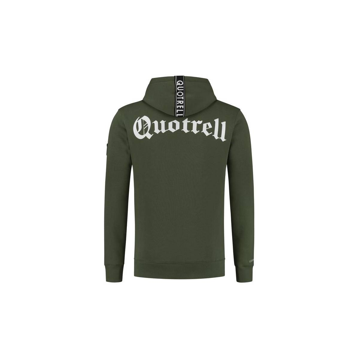 Quotrell COMMODORE HOODIE HS00004 Groen
