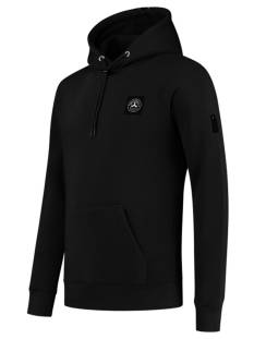 Quotrell  Quotrell COMMODORE HOODIE HS00004 Hoodies 900 black