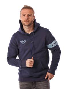 Black Bananas CAPTAIN HOODY Hoodies 64 navy/light blue