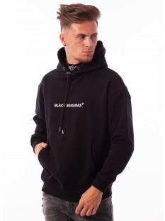 Black Bananas TURTLE HOODY Zwart