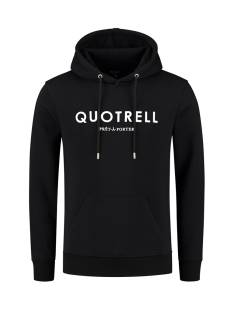 Quotrell  Quotrell BASIC HOODIE HS00002 Hoodies 900 black