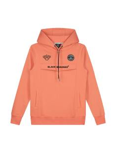 Black Bananas ANORAK HOODY Hoodies peach