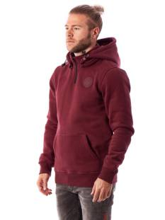 Black Bananas DETACH HOODY Hoodies 10 burgundy